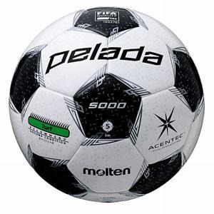 モルテン(molten) サッカーボール5号球  ペレーダ5000 芝用 F5L5000