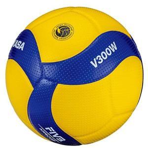 ミカサ(MIKASA) バレーボール5号球 一般・大学・高校用 V300W
