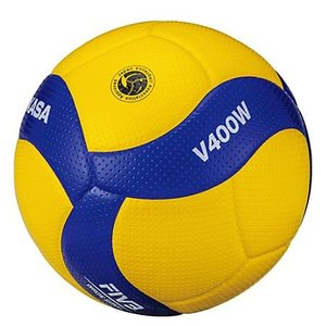 ミカサ(MIKASA) バレーボール4号球 中学・家庭婦人用 V400W
