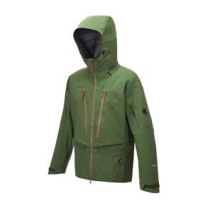 マムート MAMMUT ゴアテックス ジャパンライセンス スキー・ボードウェア メンズ ジャケット GORE-TEX GLACIER Jacket (品番) 1010-19751 (カラー) 4255|spopia