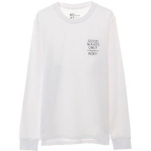 【クーポン発行中】 ロキシー ROXY レディース カジュアル ウェア トップス Tシャツ 長袖 S...