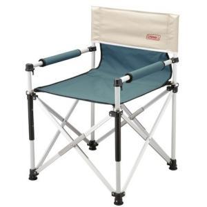 コールマン Coleman アウトドア キャンプ 用品 椅子 スリムキャプテンチェア グリーンベージ...