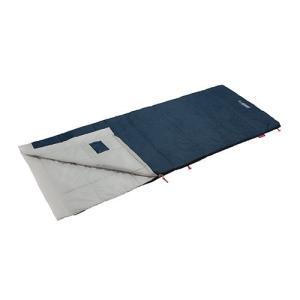 洗濯機で洗える封筒型スリーピングバッグ●快適温度:15℃以上●使用時サイズ:約80×190cm●収納...