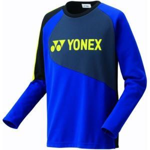ヨネックス YONEX テニス バドミントン ウエア 長袖 トップス ライトトレーナー 31034 ...