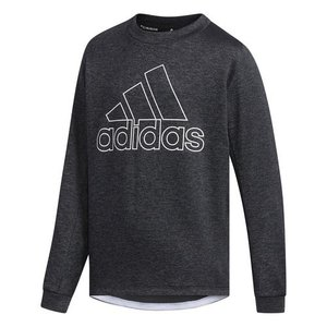 アディダス adidas ジュニア ボーイズ トレーニングウェア 長袖 トレーナー B TRN CL...