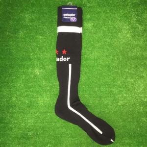 ゴレアドール サッカー フットサル サイドライン ストッキング G200-91 BLACK 【2016SS】の商品画像|ナビ