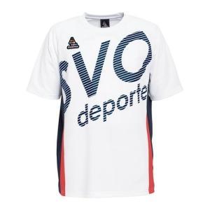 スボルメ SVOLME サッカー フットサル Tシャツ サイドラインTRトップ 1191-05700...