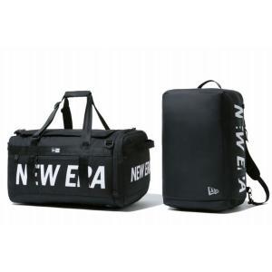 50Lの大容量で「ニューエラ」のバッグコレクションでは最大サイズとなるクラブダッフルバッグ。ショルダ...