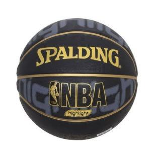 スポルディング SPALDING バスケットボール ゴールドハイライト 5号球 83-362J