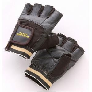 バーベルやダンベルのギザギザから手のひらを保護。  サイズ(手回り): M(約22cm)、L(約23...