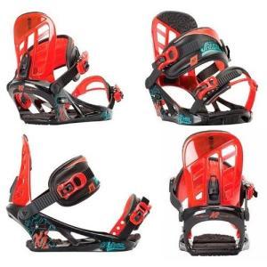 K2 (ケーツー) ジュニア フリースタイル バインディング...