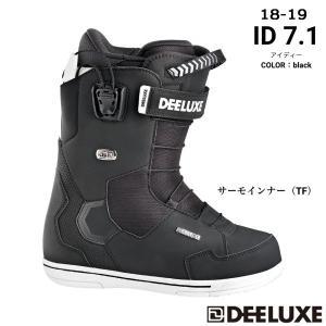 【あすつく対応】 【国内正規品】 ディーラックス DEELUXE スノーボード ブーツ メンズ ID...