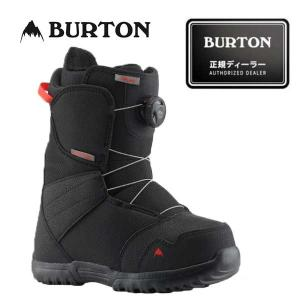 【国内正規品】 バートン BURTON スノーボード ブーツ ジュニア ZIPLINE BOA BLACK 【18-19 モデル】
