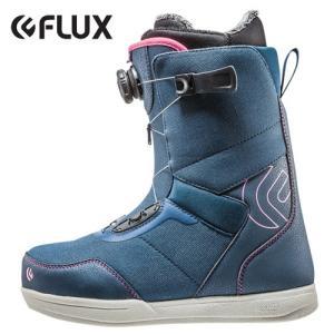【国内正規品】 フラックス FLUX スノーボード ブーツ レディース FL Boa Navy Pi...