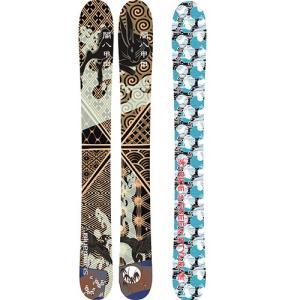 伝説のアグレッシブスキーボードがさらに進化。今季より滑走面にシンタードを使用し、雪面に吸い付く抜群の...
