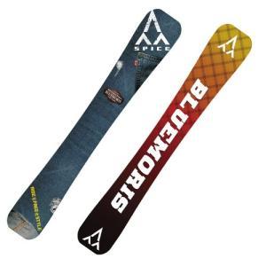トップとテールの形状が独特な新感覚のスキーボードが登場。あなたというスパイスが加わることによって初め...