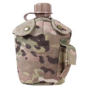 ROTHCO ロスコ GIスタイル 1QT ブラスチック キャンティーンボトル水筒 カバー付き[T]...
