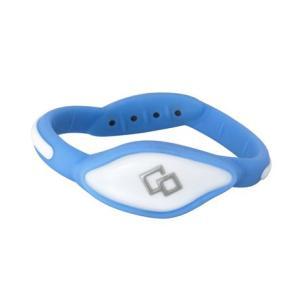 コラントッテ Colantotte X1 フレックス ループ ブルー/ホワイト ACFL31 磁気ブレスレット 医療機器<店頭在庫限り>