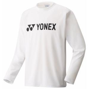 YONEX ヨネックス バドミントン ユニロングスリーブTシャツ UNIユニセックス 16158 ホ...