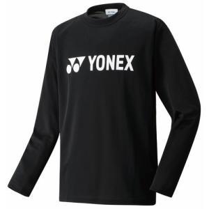 YONEX ヨネックス バドミントン ユニロングスリーブTシャツ UNIユニセックス 16158 ブ...