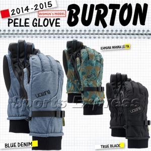 14-15 2015 BURTON WOMEN'S PELE GLOVE バートン グローブ|sports-ex