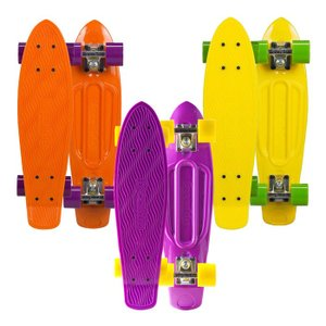 FREERIDE RECYCLED PLASTIC MINI COMPLETE SKATEBOARD RPC121 22インチ SECTOR 9 フリーライド スケートボード|sports-ex