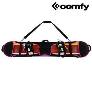 コンフィ ソールガード COMFY SOLE GUARD SOLID Black/Pink ソールカバー スノーボードケース|sports-ex