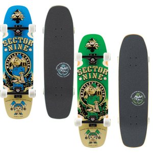 SECTOR 9 WOODSHED Complete MS164C セクターナイン スケートボード sports-ex