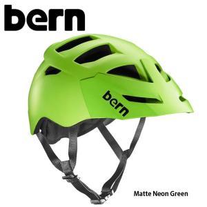 Bern Helmet MORRISON Matte Neon Green バーン ヘルメット モリソン サイクリング 自転車 BMX スケボー sports-ex
