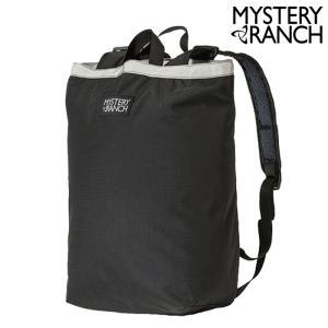 ミステリーランチ ブーティーバッグ MYSTERY RANCH BOOTY BAG Black バックパック トート リュック 2WAY|sports-ex
