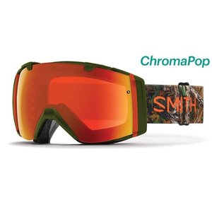 2017 SMITH GOGGLE I/O ASIAN FIT Lago Id Realtree Xtra Greent Chromapop Everyday/Chromapop Strom スミス クロマポップ ゴーグル アジアンフィット|sports-ex