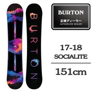 2018 BURTON バートン スノーボード 板 SOCI...