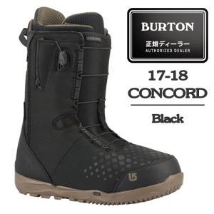 2018 BURTON バートン ブーツ CONCORD Black コンコルド 17-18
