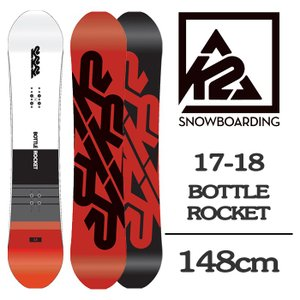 2018 K2 ケーツー スノーボード 板 BOTTLE R...