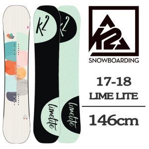 2018 K2 ケーツー スノーボード 板 LIME LIT...