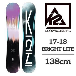 2018 K2 ケーツー スノーボード 板 BRIGHT L...