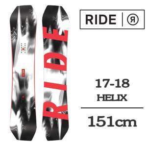 2018 RIDE ライド スノーボード 板 HELIX 1...