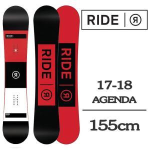 2018 RIDE ライド スノーボード 板 AGENDA ...