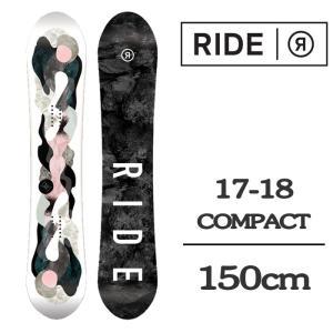2018 RIDE ライド スノーボード 板 COMPACT...
