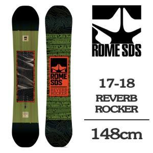 2018 ROME SDS ローム スノーボード 板 REV...