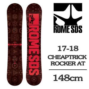 2018 ROME SDS ローム スノーボード 板 CHE...