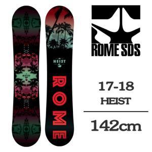 2018 ROME SDS ローム スノーボード 板 HEI...