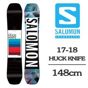 2018 SALOMON サロモン スノーボード 板 HUC...