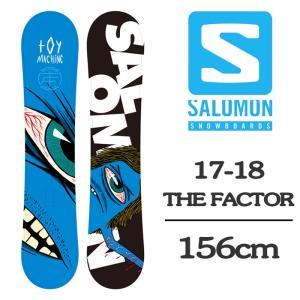 2018 SALOMON サロモン スノーボード 板 THE...