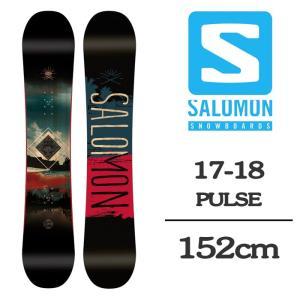 2018 SALOMON サロモン スノーボード 板 PUL...