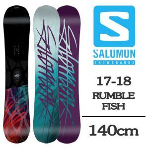 2018 SALOMON サロモン スノーボード 板 RUM...