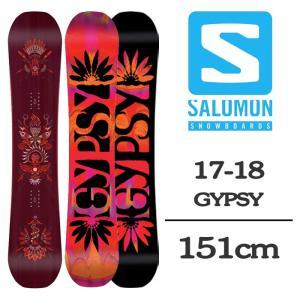 2018 SALOMON サロモン スノーボード 板 GYP...