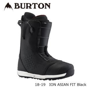特典あり バートン ブーツ 18-19 BURTON ION ASIAN FIT Black アイオン アジアンフィット 日本正規品