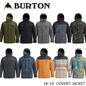 バートン ウェア ジャケット 18-19 BURTON COVERT JACKET 日本正規品