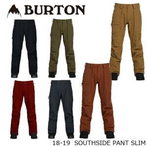 バートン ウェア パンツ 18-19 BURTON SOUTHSIDE PANT SLIM 日本正規品